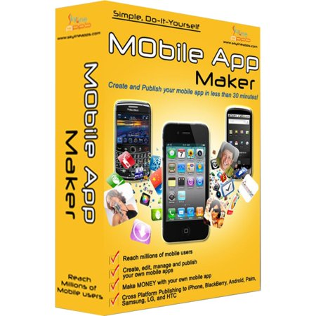 Skyline Apps V300 Mobile App Maker Mac|Linux|Windows