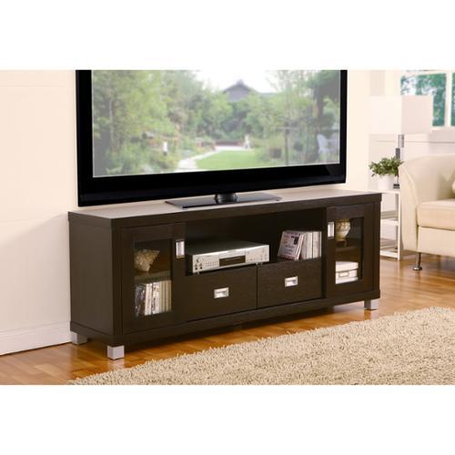 furniture of america bronson 60 inch media cabinet tv stand rh walmart com 60 inch wide media cabinet
