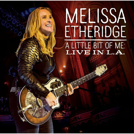 A Little Bit of Me: Live in L.A. (Includes DVD)
