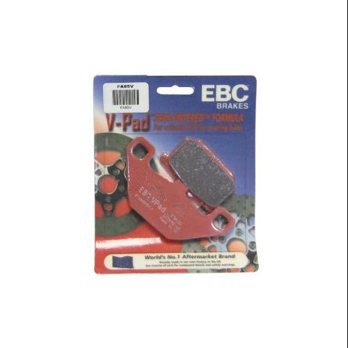 EBC Semi Sintered V Brake Pads Rear Fits 84-86 Kawasaki GPz550 ZX550A