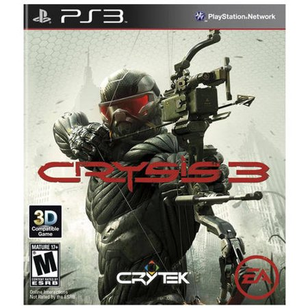 Crysis 3 (PS3) - Pre-Owned