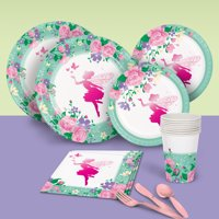 Floral Fairy Sparkle Basic Party Pack