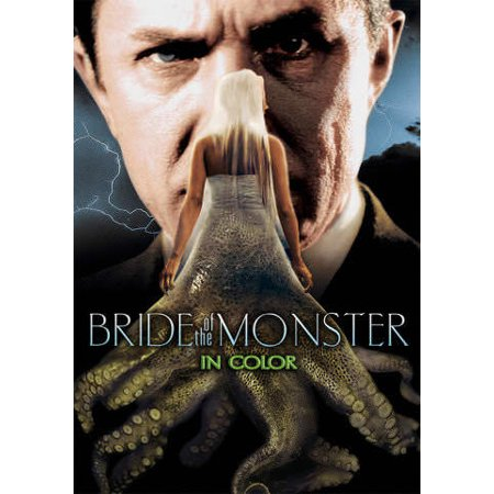 Bride of the Monster (In Color) (Vudu Digital Video on Demand) (Bride Of Chucky Tiffany)