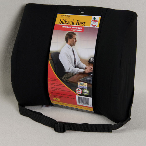 Core Products Sitback Rest Back Support Cushion