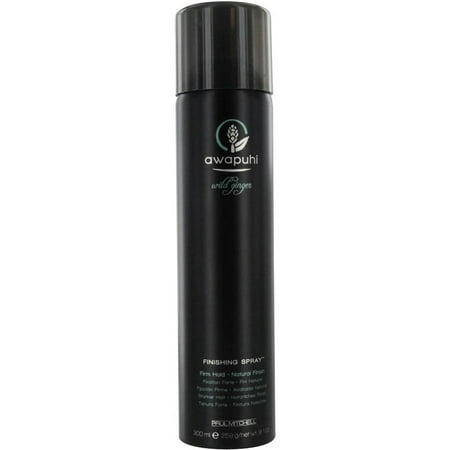 Paul Mitchell Awapuhi Wild Ginger Finishing Hair Spray, 9.1 (Ginger Flower Spray)