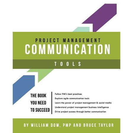 Project Management Communication Tools (Best Project Management Textbook)