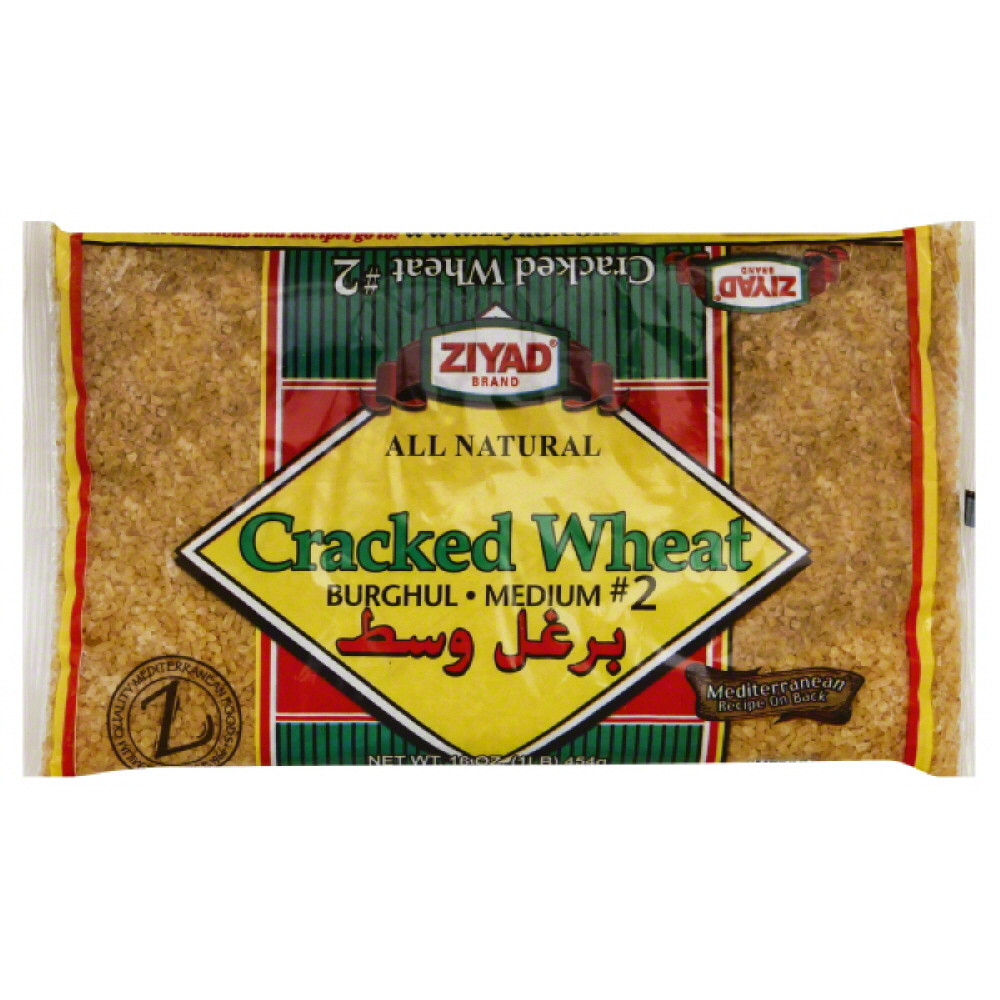 ZIYAD WHEAT CRACKED NO2 MEDIUM