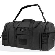Maxpedition 3-in-1 Load-Out Duffel Bag (Black) Multi-Colored