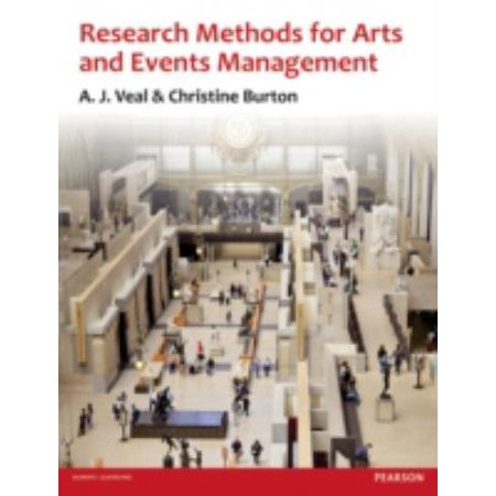 Research Methods For Arts And Event Management  Paperback