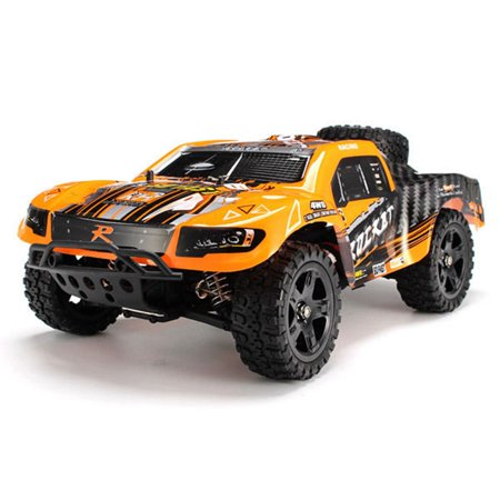 REMO 1621 1/16 2 4G 4WD RC Truck Car Waterproof Brushed Short Course SUV  50km/h