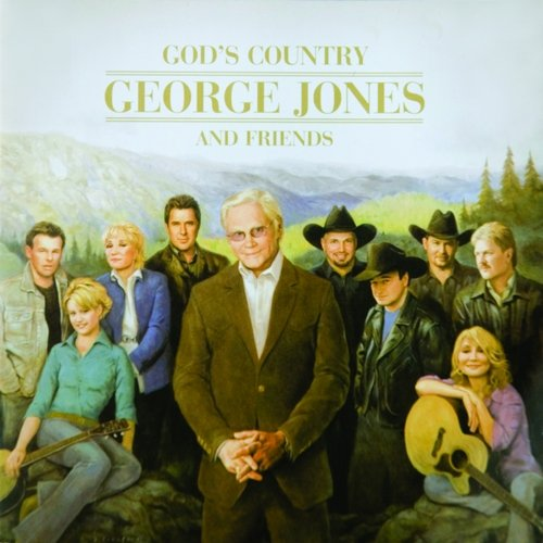 God's Country: George Jones And Friends (CD/DVD)