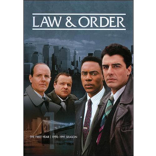 Law & Order: The First Year (Full Frame)