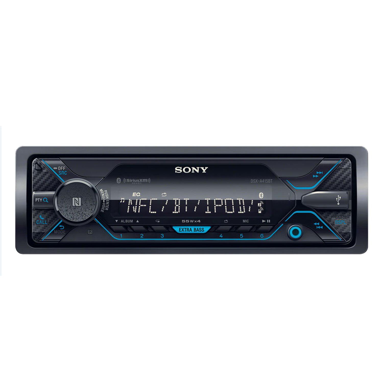 Sony DSXA415BT Digital Media Audio Receiver with Bluetooth & Satellite Radio