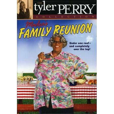 The Tyler Perry Collection  Madeas Family Reunion