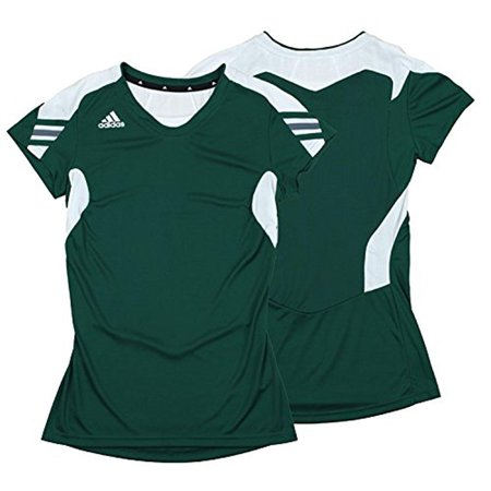 Adidas Climacool Jacket (Adidas Women's Climacool Short Sleeve Performance Jersey Shirt, Green )