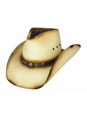 6d375ca0365 Product Image Bullhide Hats 2651 Run A Muck Collection Most Wanted Natural Cowboy  Hat