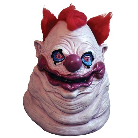 Killer Klowns From Outer Space Full Adult Costume Mask - Killer Klowns From Outer Space Costume