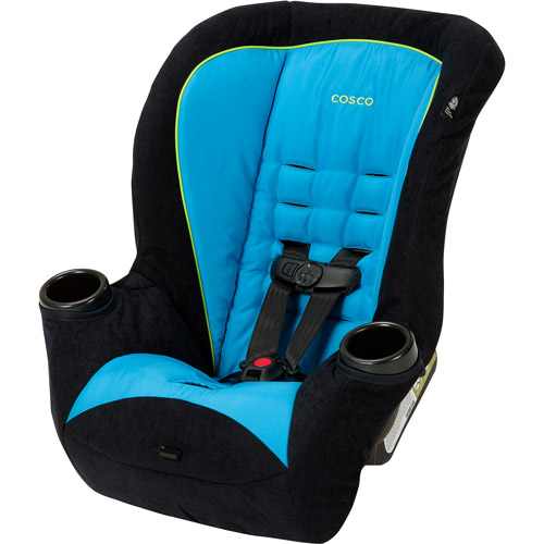 Cosco APT 40RF Convertible Car Seat, Malibu Blue