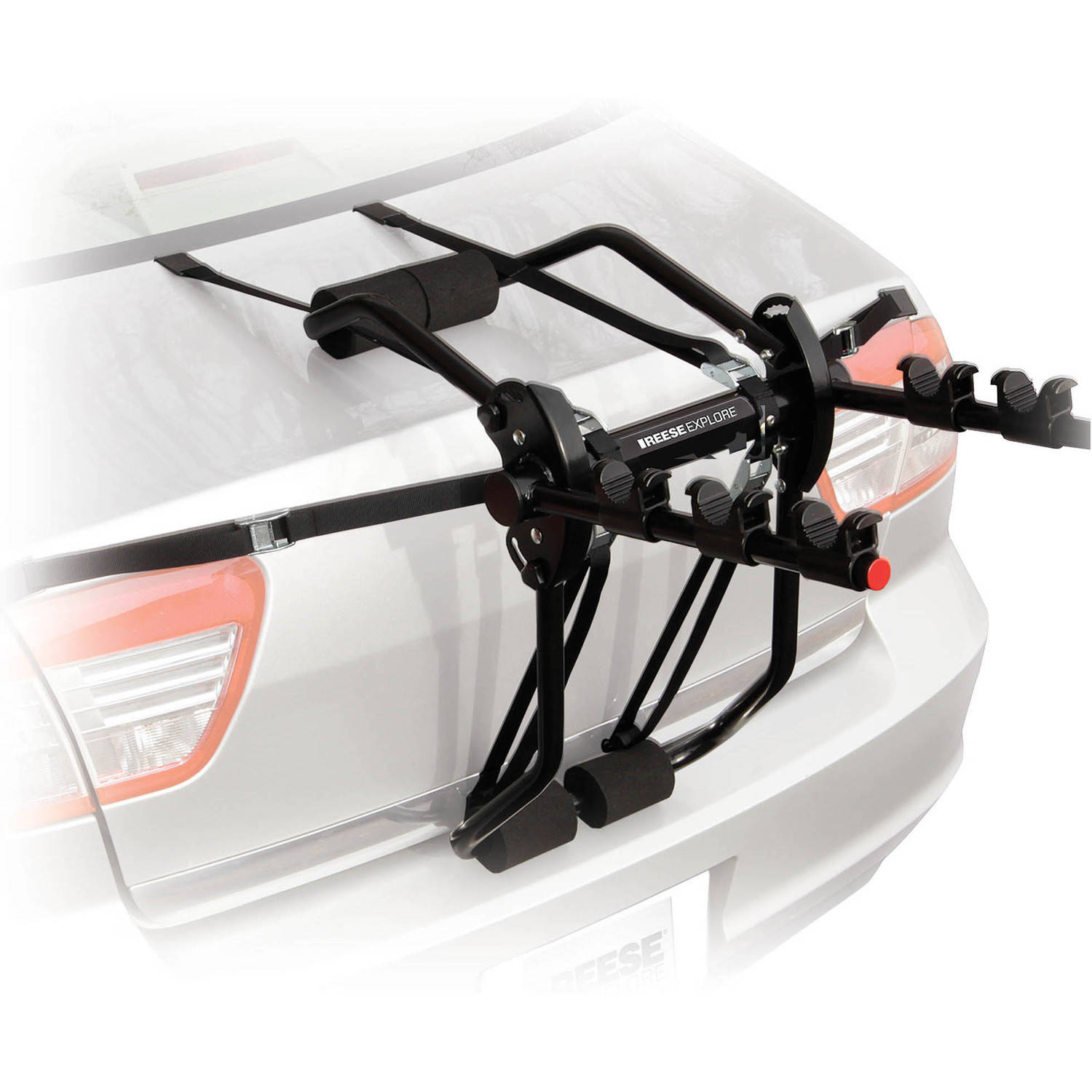 Reese Carry Power Axis 3 Trunk Mount Bike Rack, 3 Bikes