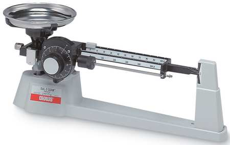610g Capacity with Stainless Steel Pan 0.1g Readability Ohaus Specialty Mechanical Triple Beam Balance