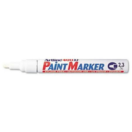 Artline Paint Marker - ART47101 - Paint Marker, Marker_Type - Permanent By Artline
