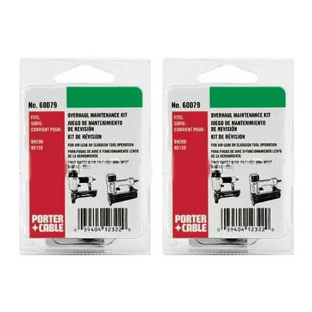 Porter Cable BN200/NS150 Replacement (2 Pack) Overhaul Kits # 903755-2PK - image 1 de 1