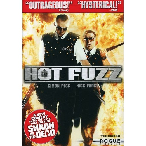 Hot Fuzz (Widescreen)