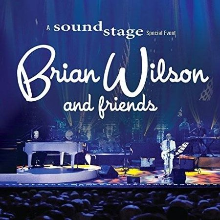 Brian Wilson And Friends  Cd Dvd