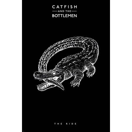 Catfish And The Bottlemen The Ride (Bravado) Poster Print (24 x 36)