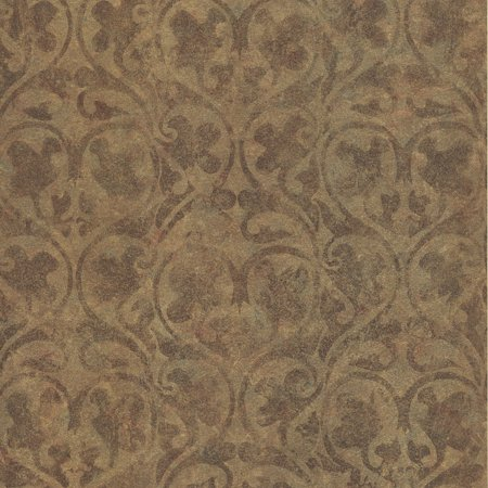 Beacon House Oribella Textured Scroll Wallpaper