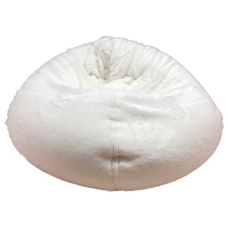 Swell Mercer41 Furry Bean Bag Chair Walmart Com Creativecarmelina Interior Chair Design Creativecarmelinacom