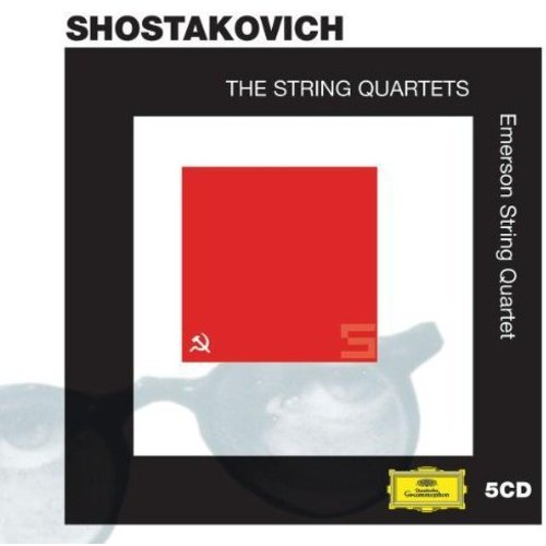 String Quartets (Box)