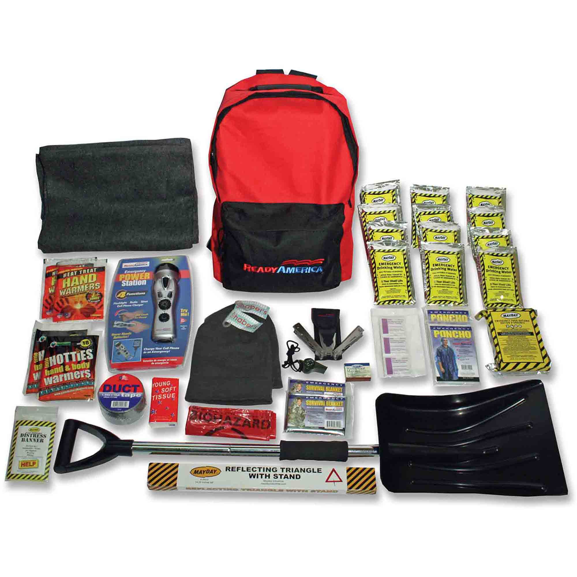 Ready America Emergency 2-Person Cold Weather Survival Kit