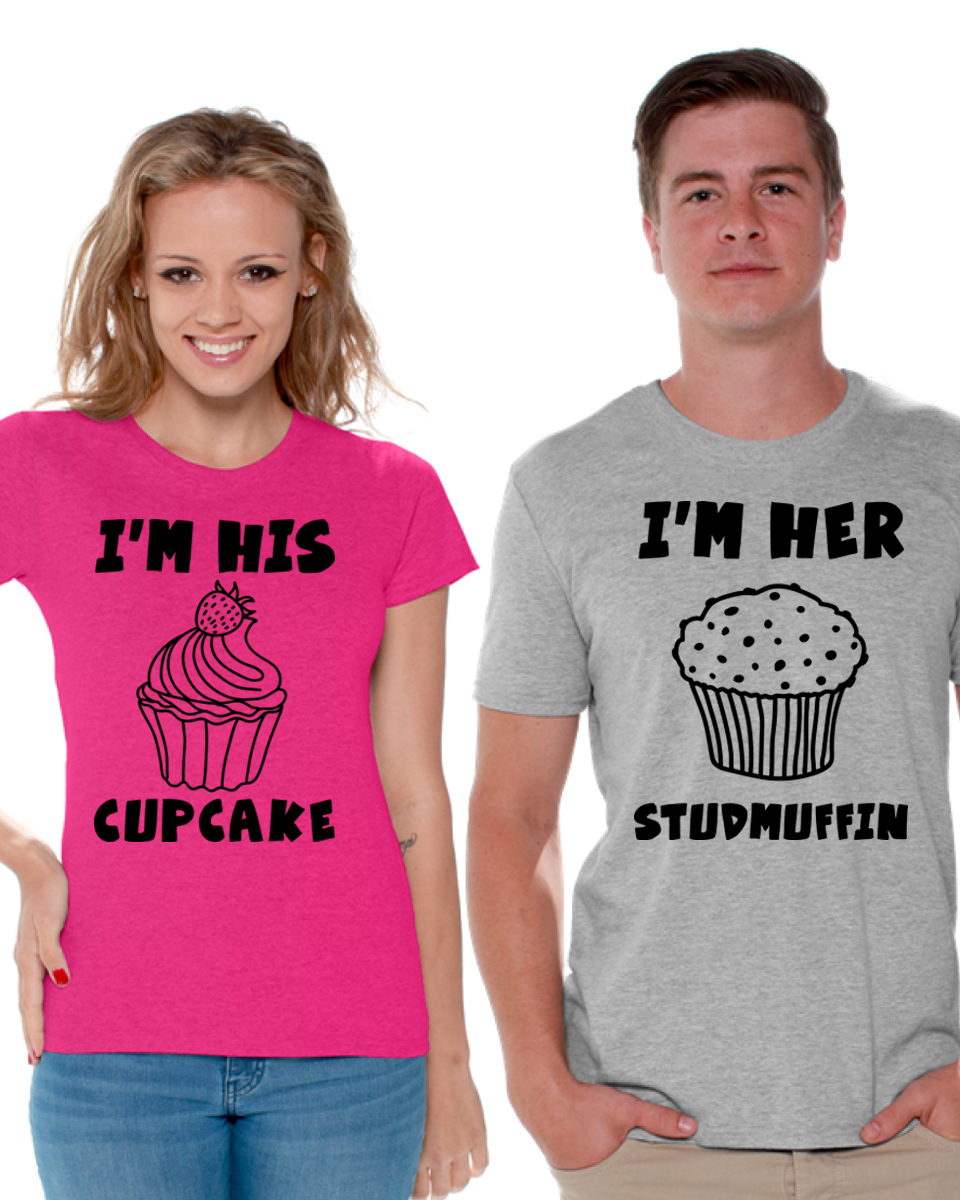 MR CUPCAKE WOMENS SUPER CUTE PRINTED CUPCAKE SWEATSHIRT JUMPER