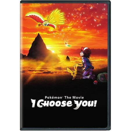 5437401f Pokemon the Movie: I Choose You! (DVD) - Walmart.com