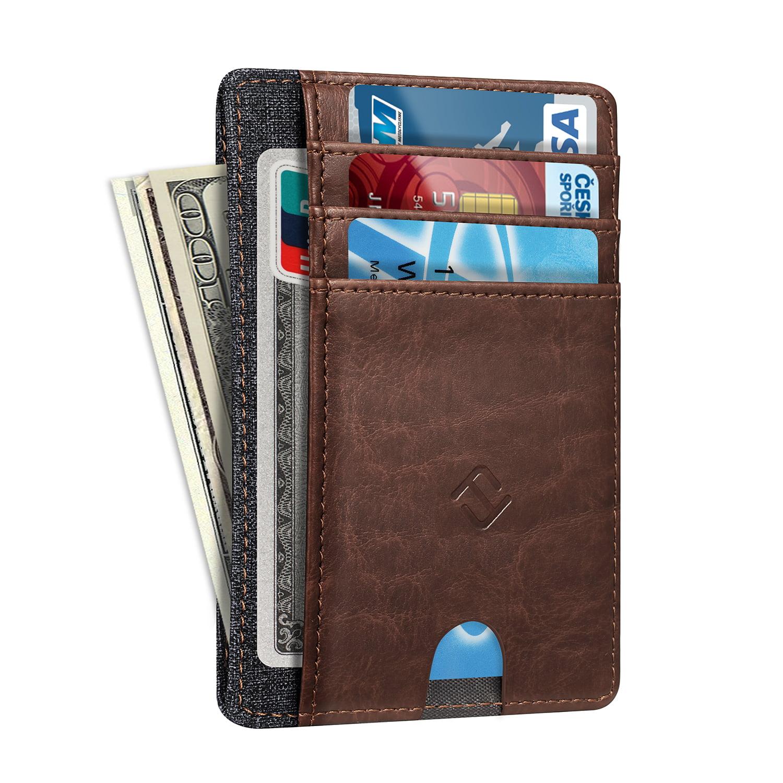 Fintie RFID Credit Card Holder Minimalist Card