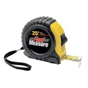 "Performance Tool W5024 25' X 1"" Fast Read Tape Measure"