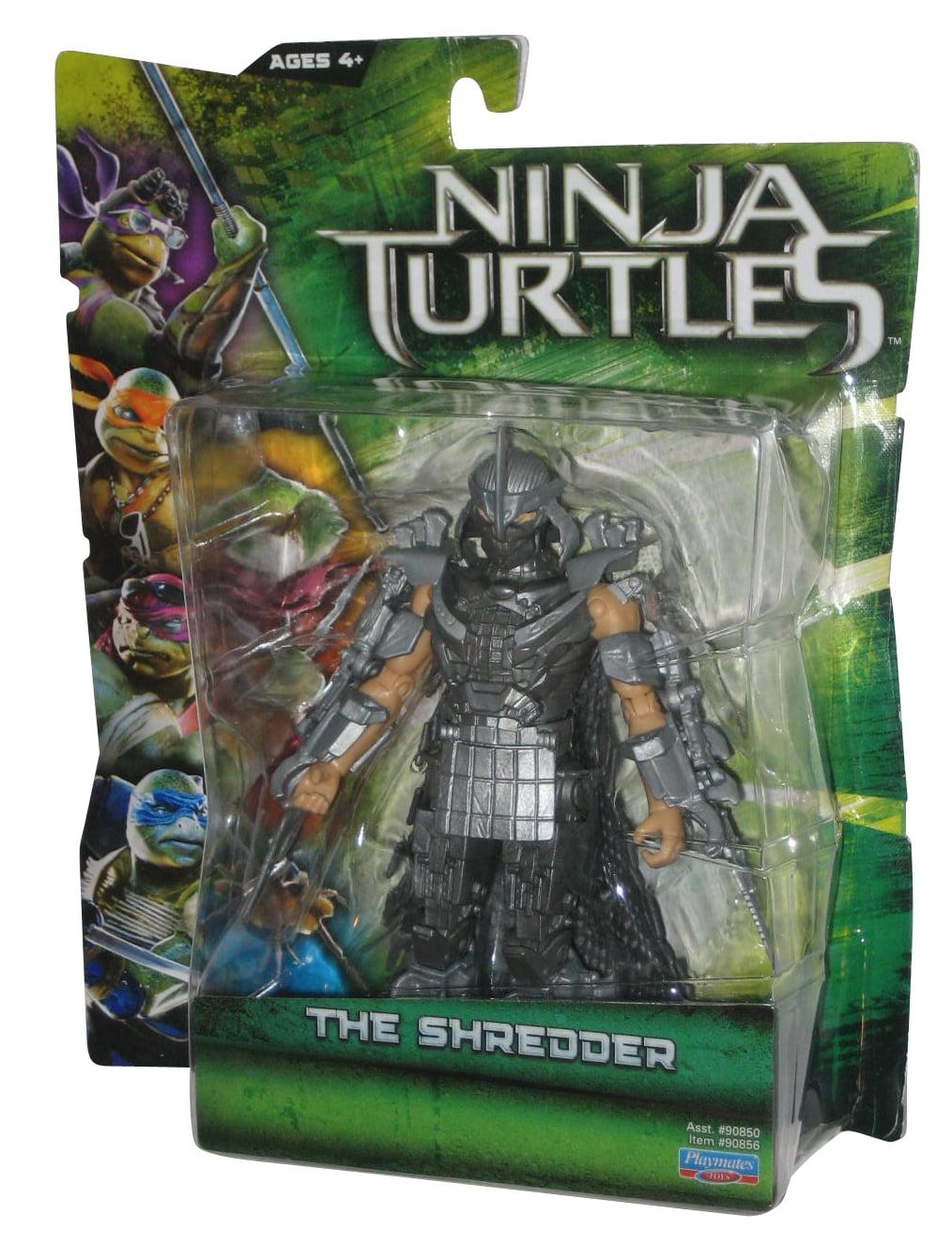 Teenage Mutant Ninja Turtles Tmnt Movie Shredder 2014 Playmates