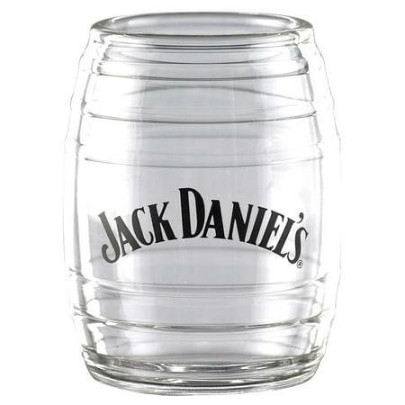 Jack Daniels Barrel Shot Glass - Jack Daniels Barrel Cue