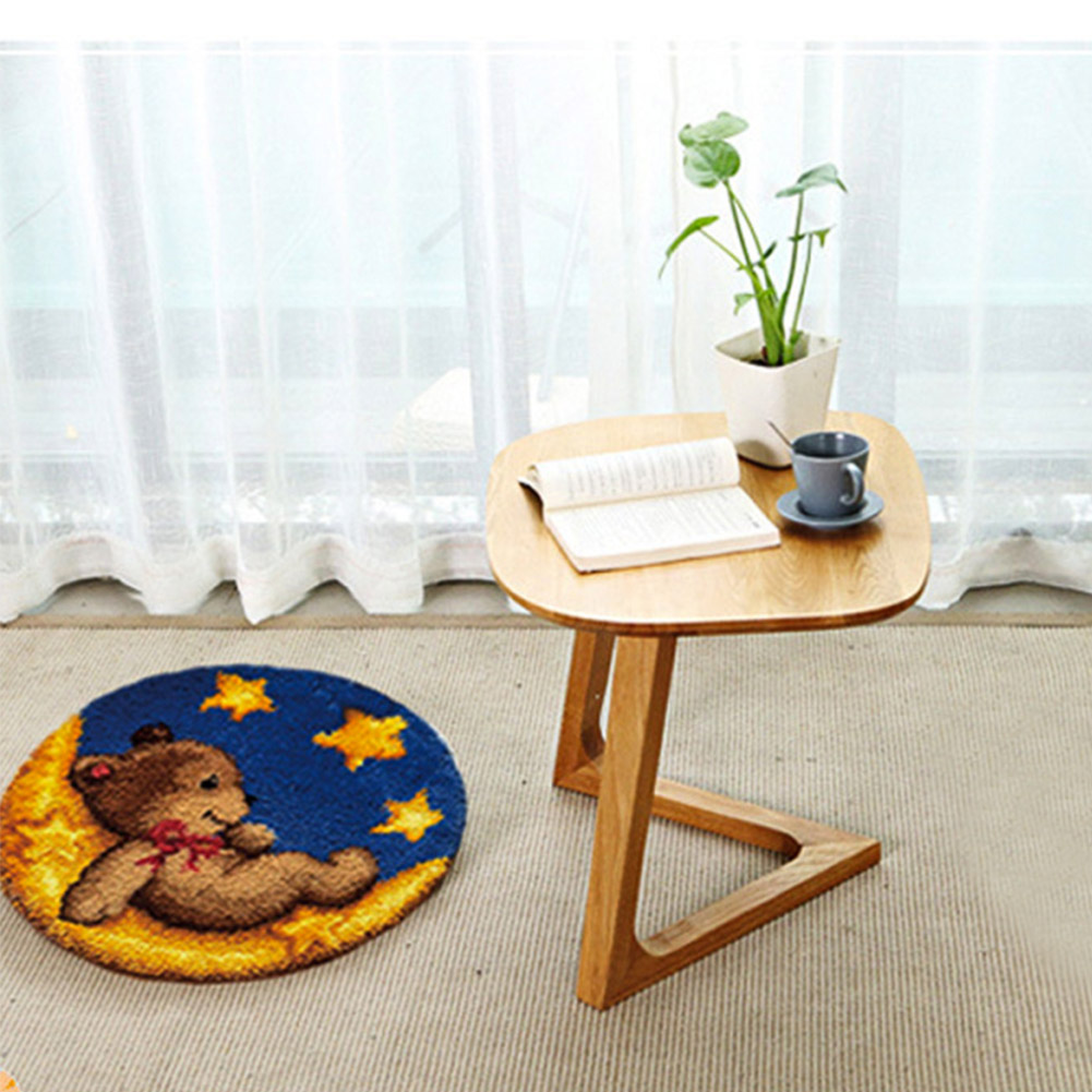 Latch Hook Rug Kit Do It Yourself