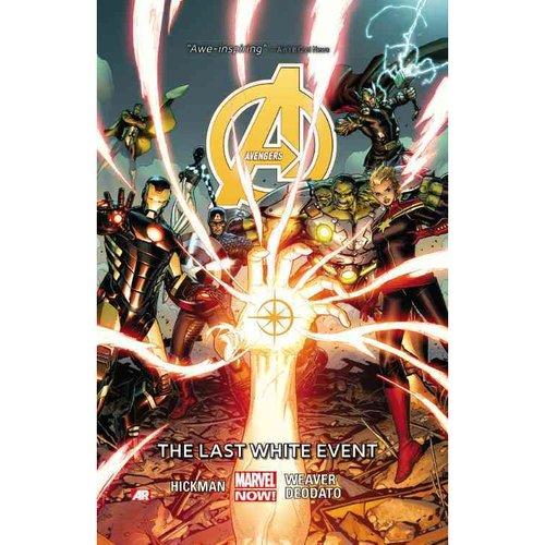 Avengers 2: The Last White Event (Marvel Now!)