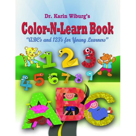 ABC's and 123's for Young Learners - eBook