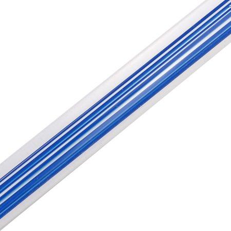 Ligne bleu foncé droit ronde acrylique solide Rod Bar PMMA 500mm x 12mm - image 1 de 3