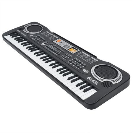 Homeholiday61-key Multi-Function Electronic Piano Microphone Children Educational Music Instrument Toys - image 7 of 7