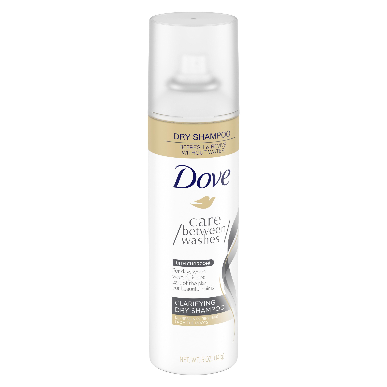 Dove Care Between Washes Dry Shampoo Clarifying Charcoal 5 Oz Walmart Com Walmart Com