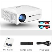 3D 1080P Mini Projector w/ 50000 Hours Lamp Life,LED Portable  Movie Projector Video Projector HD Home Theater Projector - Best Reviews Guide