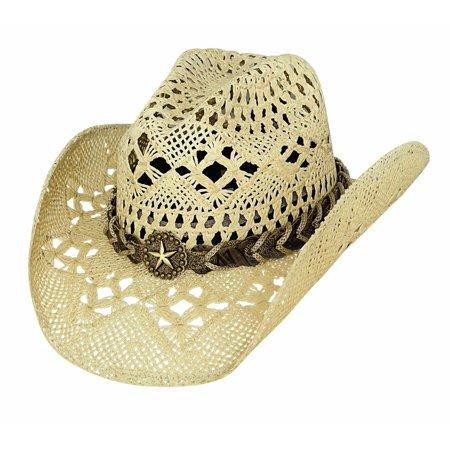 Bullhide Hats 2649 Run A Muck Collection Naughty Girl Small Natural Cowboy Hat](Small Cowboy Hats)
