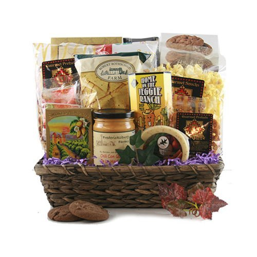 Snack to the Max Gift Basket