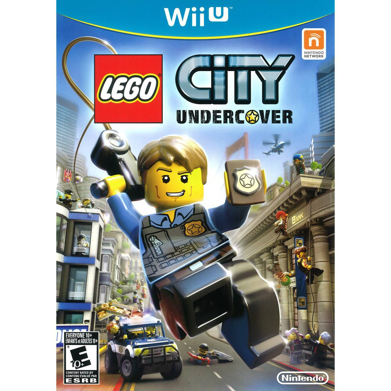 Cokem International Preown Wiiu Lego City Undercover