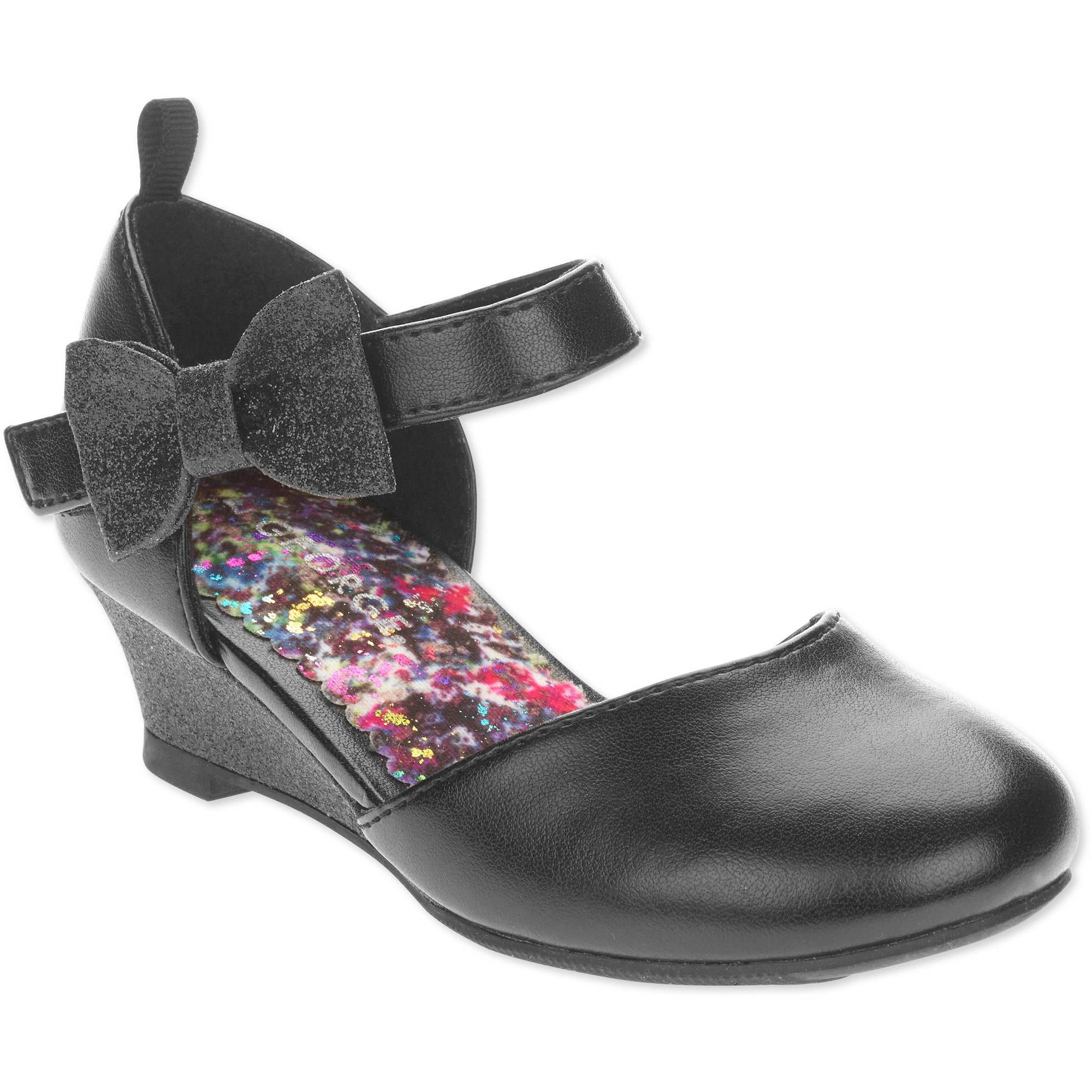 George Toddler Girls' Wedge Dress Shoe